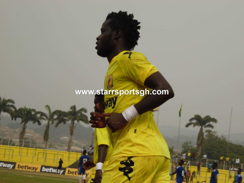 VIDEO: Watch Hans Kwofie's first of hat-trick for AshGold against Great Olympics