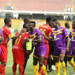 Match Report: Hearts of Oak 0-0 Medema- Yellow and Mauve's hold lackluster Phobians