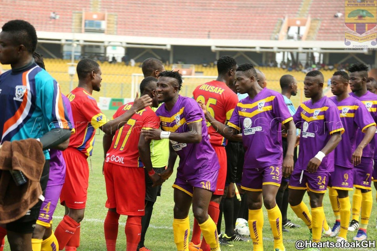 Hearts of Oak held at home, Kotoko secure vital point and Aduana too strong for Sharks…
