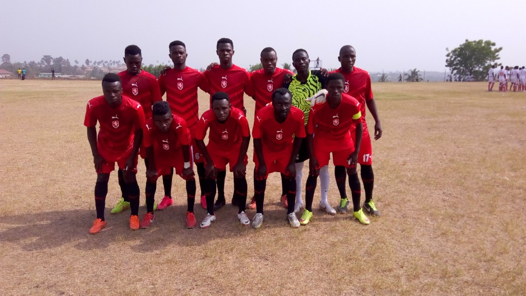 GN BANK DOL ZONE TWO: Spirited BYF Academy pip Nzema Kotoko in debut game