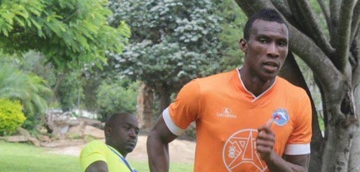 Iddrisu Abdallah wants to win titles with Mozambican side CD Costa do sol