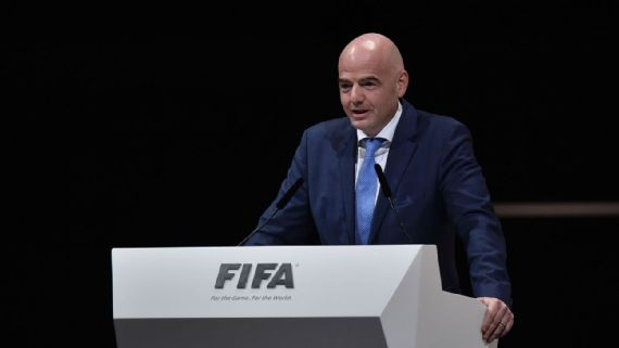 FIFA president Gianni Infantino one year on: Five things done and left to do