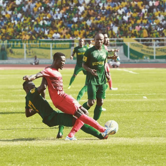 James Kotei is in fine form at Simba FC