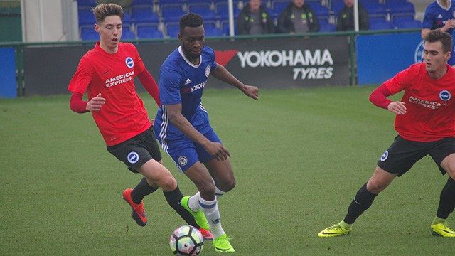 English giants Chelsea transfer Ghanaian kid Kevin Berkoe to Wolverhampton
