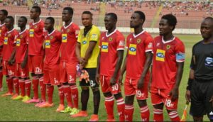 Minute of silence held for three deceased Ghanaian coaches Afranie, Duodo and Arday
