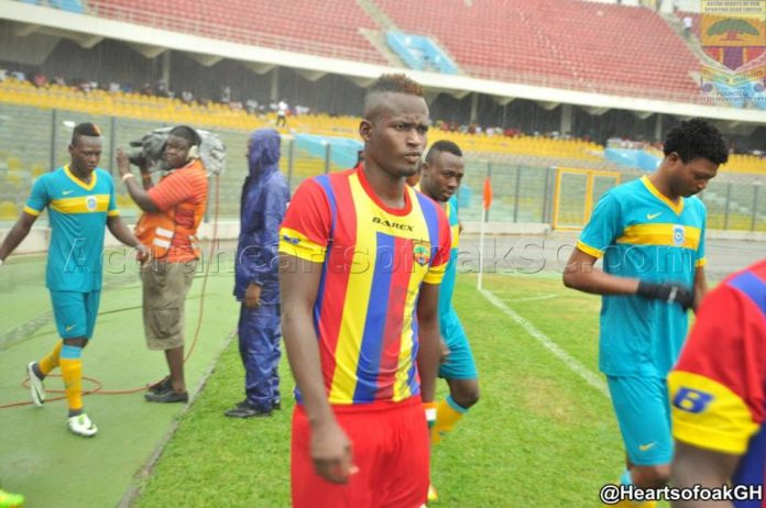 Hearts of Oak part ways with Alexander Kouassi- Report