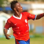 Liberty Professionals attacker Bernard Arthur insists Latif Blessing will not be missed