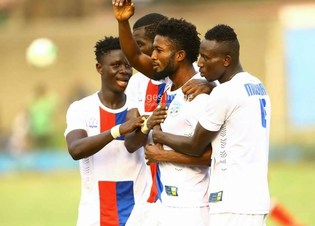 Match Report: Liberty Professionals 3-2 Medeama - Samuel Sarfo late winner sinks Mauves