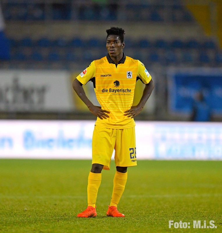 What you need to know about new Black Stars defender Lumor Agbenyenu of 1860 Munich