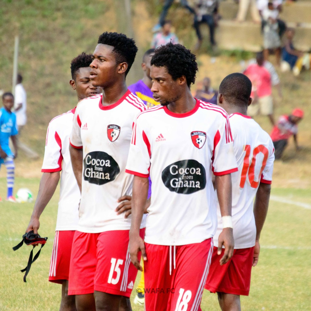WAFA SC announce 29-man squad for Ghana Premier League
