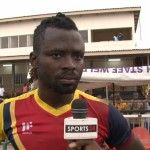 Hearts midfielder Malik Akowuah admits heat is on ahead of Ebusua Dwarfs clash