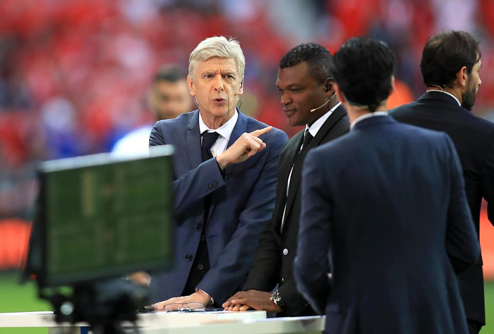 Marcel Desailly: Former French international hugely tipped for Black Stars coaching job