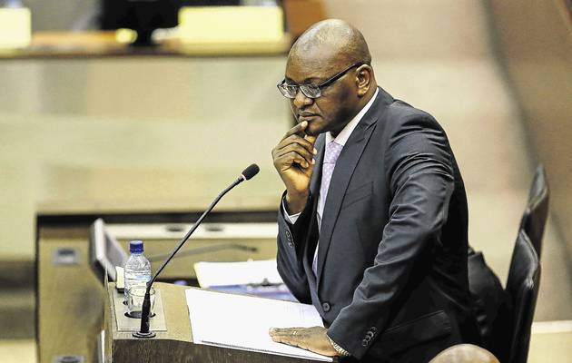 Politician David Makhura calls on South Africans to use soccer to unite against xenophobia