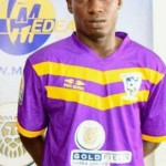 Midfielder Rashid Nortey makes bow for Medeama in game against Liberty