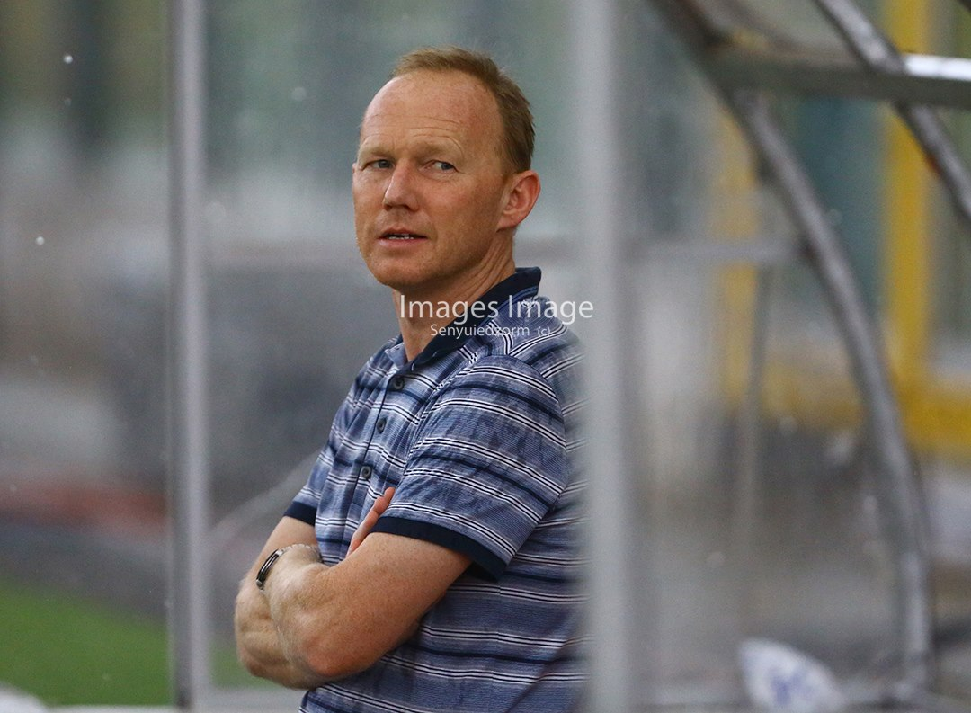 OFFICIAL: Hearts of Oak SACK head coach Frank Nuttall