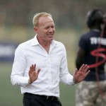 Frank Nuttall insists Hearts of Oak is work in progress despite tripple draw
