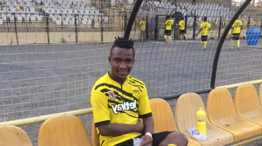 Former Ghana Premier League goal-king Kofi Owusu terminates contract with AshantiGold