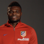 Ghana's AFCON star Thomas Partey extends Atletico Madrid contract to 2022