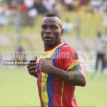Hearts attacker Patrick Razak poised for victory against Wa All Stars in FA Cup semifinal