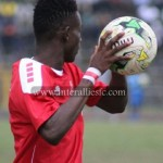 Inter Allies youngster Paul Abanga takes positives from Liberty defeat