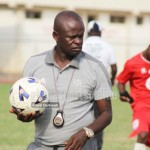 Inter Allies coach Prince Owusu targets Top 4 place this term