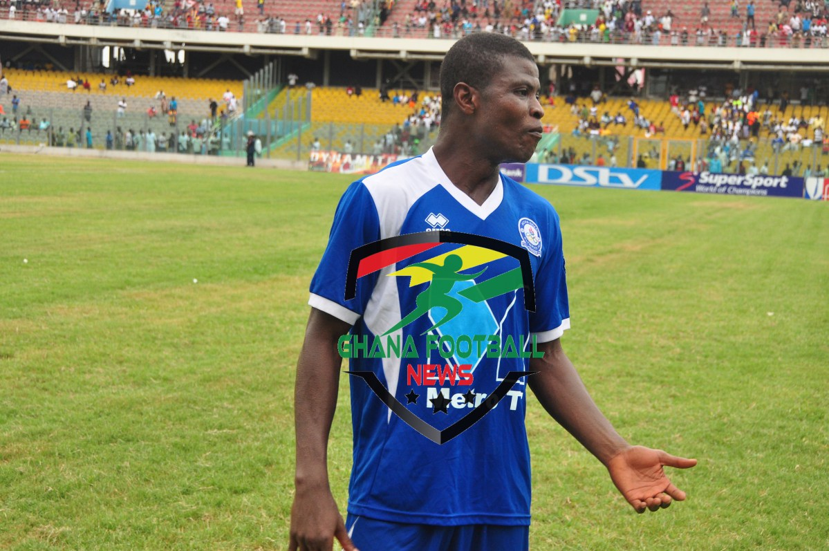 Great Olympics captain Dan Quaye worried about side's wastefulness
