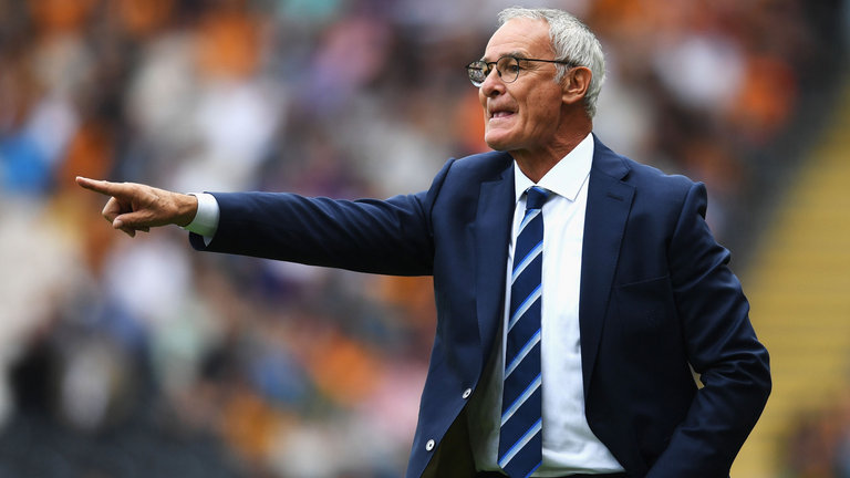 Leicester sack Daniel Amartey manager Claudio Ranieri nine months after winning historic league title