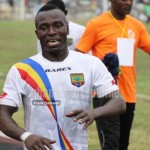 Hearts -Medeama cracker: Phobians winger Patrick Razak vows to silence Yellow and Mauves
