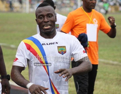 Zylofon Cash Premier League: Injury blow for Hearts as hamstrung Patrick Razak is set to miss WAFA clash