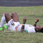 Hearts concerned over Robin Gnagne after defender suffers injury against Inter Allies