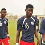 Inter Allies striker Ropapa Mensah reveals he is out of Medeama clash