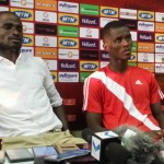 Liberty captain Samuel Sarfo fumes at referee over 'very strange' Kotoko penalty