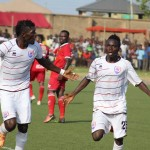 Hearts set to complete signing of striker Sheriff Deo-Mohammed