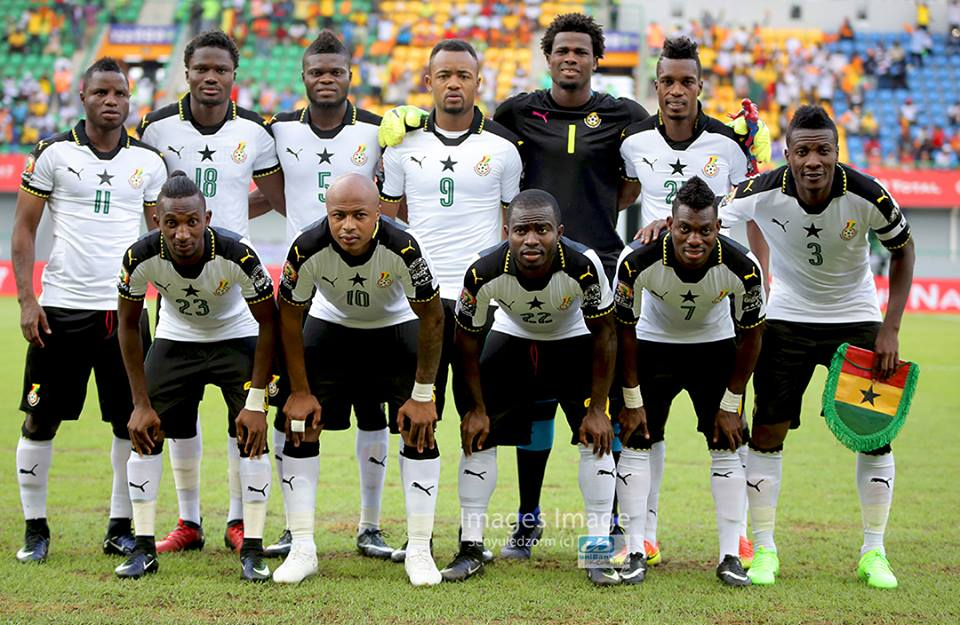Ghana skipper Asamoah Gyan shifts attention to 2018 World Cup qualifiers