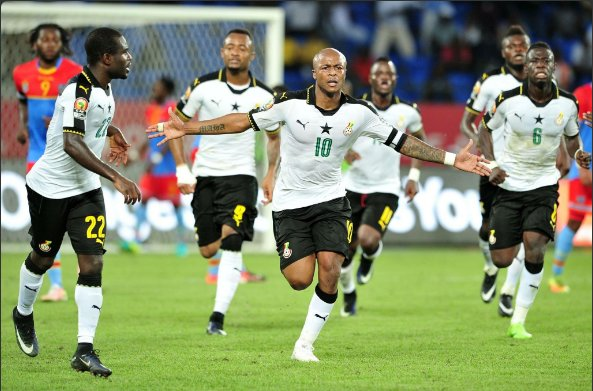 Ghana to start 2019 AFCON qualifiers against Ethiopia at home in June
