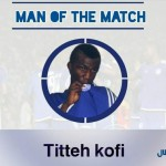 Ghanaian striker Abednego Tetteh voted man of the match in Al Hilal win over Triea Albiga