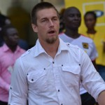 Swedish coach Strand arrives in Tarkwa, set for showdown talks with Medeama over possible return
