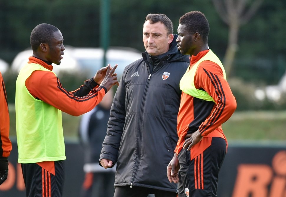 Ghana duo Wakaso and Waris aspiring to steer Lorient to safety in France