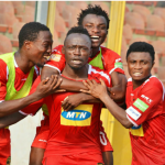 Asante Kotoko striker Yakubu Mohammed scores season's 200th home league goal