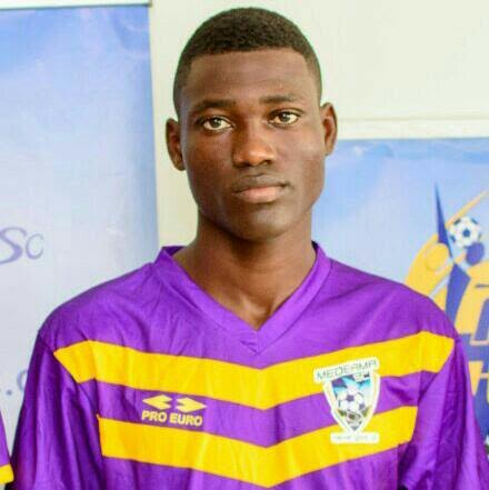 Big blow for Medeama as winger Bennett Ofori is ruled out of clash against Inter Allies with injury