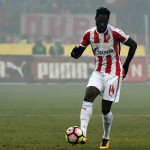 Richmond Boakye and Akwesi Frimpong debut for Red Star Belgrade in Serbian top-flight