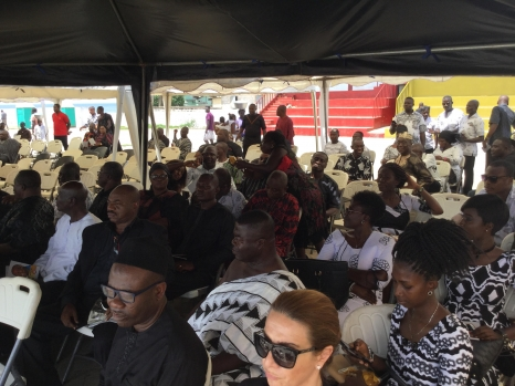 GFA provides bus for late Osam Duodu's funeral