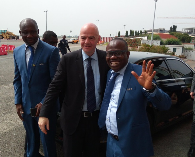 Fifa president Infantino refutes claims of meddling in CAF elections