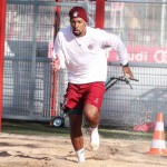 Bayern Munich defender Jerome Boateng steps up recovery after returning to training