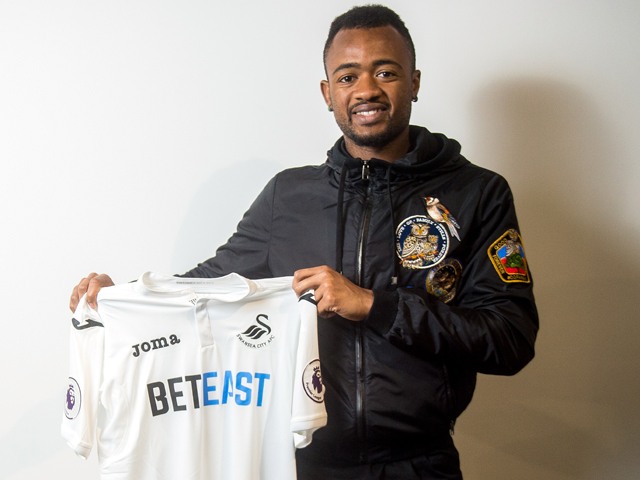 Video: Ghana winger Jordan Ayew talks about his move to Swansea City