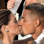 Las Palmas ace Kevin-Prince Boateng serenades wife Melissa Satta on Valentines Day