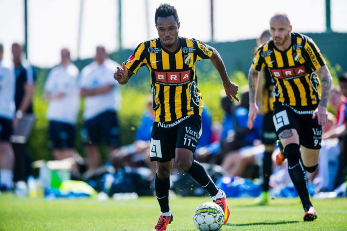 Nasiru Mohammed scores to help Hacken close in on Swedish Cup quarter-final place