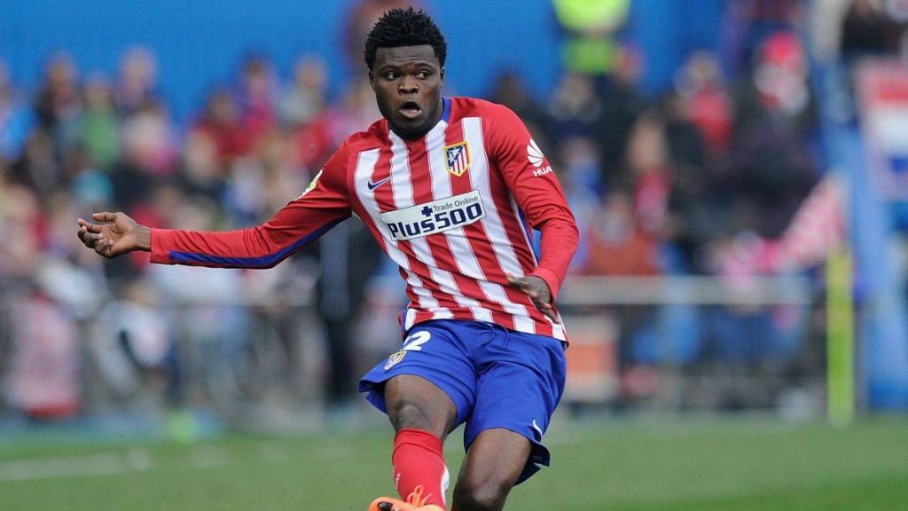 Atletico Madrid extended Partey contract to prevent Arsenal or West Ham from swooping for Ghana star