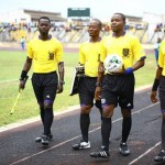 Referee Cecil Fleischer takes charge of Hearts-Wa All Stars game, Amoah for Kotoko-AshGold game