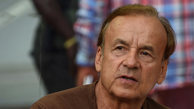 Rohr Demands Ghana Friendly Before Facing Cameroon In Crucial World Cup Qualifier